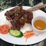 Pork Chop at Pho Le