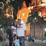 Catedral de santa cruz. Bolivia