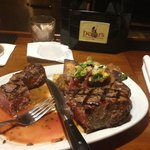 This is the best strip steak you will ever have