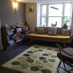 Reception area/living room
