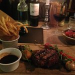 Fantastic food, great service and good value!