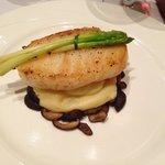 Sea bass (dinner)
