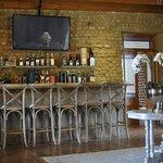Avondrood Bar Area