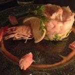 Luscious seafood!