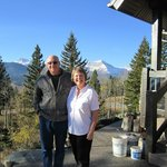 Sasky Mountain Hosts Brian and Doreen
