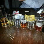 The beers