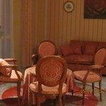 chambre/suite avec grand salon