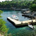 Adriana Boat at Lokrum Island