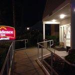 Entrance / Residence Inn Ontario, CA