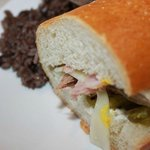 Cuban Sandwich & Congris