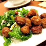 meatballs - the best in London so far .....