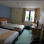 Small, standard room - wifi unsatisfactory