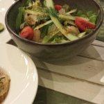 ポメロのサラダ