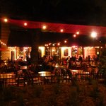 Gerloczy restaurant terrace