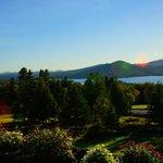 View of Moosehead Lake from Blair Hill Inn