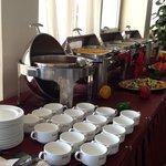International Buffet Service