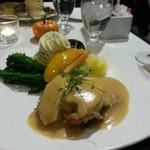 Thanksgiving Dinner entree