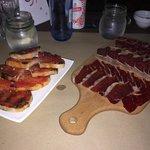 Starter Spanish Cured Meats Platter