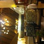 La salle de restaurant!