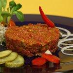 Restaurant_Altana Beef Tartar