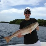 Fishing for Reds with Capt. Will