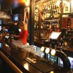 Bar (and barmaid)