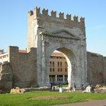 Arco d' Augusto - Rimini