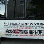 Hush Hip Hop Bus