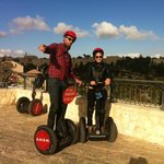 segway jerusalem tour with an experience of lifetime !