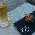 Пиво на Кипре  такое странное...легкое как водичка)