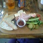 Ploughman's Lunch