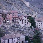 El Albarracín es el que tiene hiedra