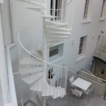 Cool stairwell/fire escape