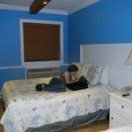 Sea and Breeze hotel room