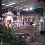 Band playing at Kalare