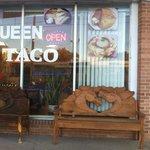 Queen Taco's Horse Benches