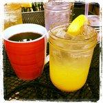 Coffee & Mimosa