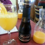 MIx it yourself mimosa
