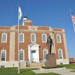 Historic Jackson County Truman Courthouse/Truman Courtroom/Jackson Art Museum Foto