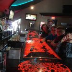 Liquid Bar Counter @ Dynasty