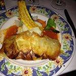 Potato crusted cat fish, gluten free