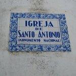 Lovely tile sign