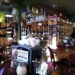 Main dining area of Goodfellas