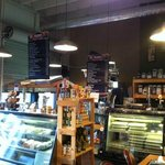 Deli/market area of Goodfellas