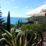 postcard beautiful veranda view