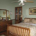 Royal Oak Room upon arrival