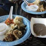 real Hawaiian food
