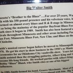 Big Walter Smith Bio