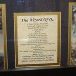 Wizard of Oz Info