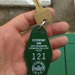 Wow - they still use keys....